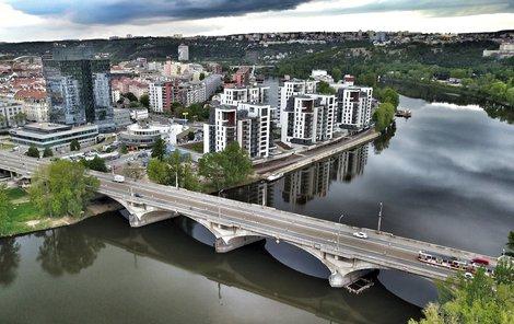 Nový Libeňský most by mohl být postaven za tři roky.