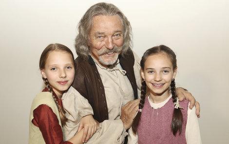 Největší životní přání Karla Gotta: Dcery si musí pospíšit!