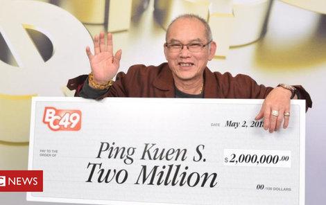 Ping Kuen Shum měl t rojnásobně veselý den.