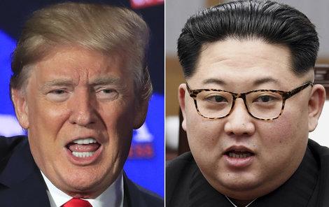 Společné jednání mezi Trumpem a Kimem mělo proběhnout v Singapuru.