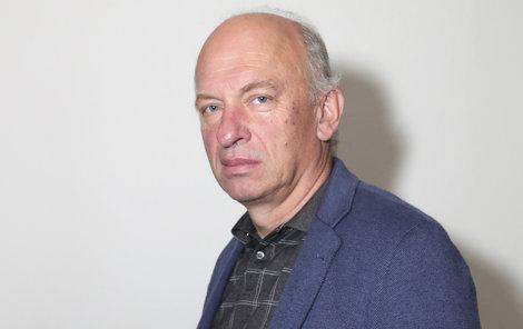 profesor Štěpán Svačina