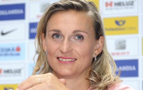 Barbora Špotáková porodila druhého syna.