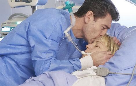 Scény s umíráním byly nejnáročnější pro Radima Fialu neboli doktora Hanáka.