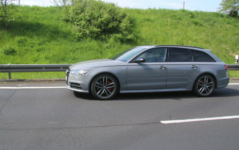 Audi za 1,2 milionu korun.