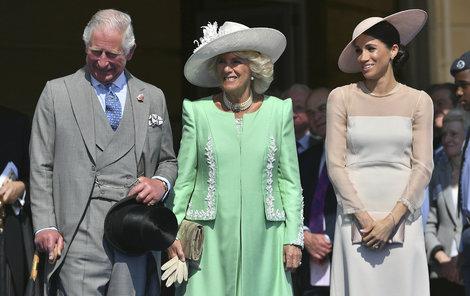 Koho nemůže princ Charles ani cítit?