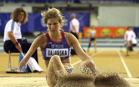 Lenka Gajarská