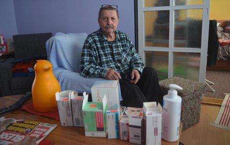 Důchodce František Koplík (68)