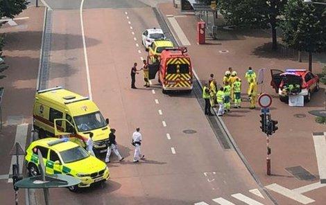 Ozbrojený muž v belgickém Lutychu zastřelil dva policisty a kolemjdoucího.