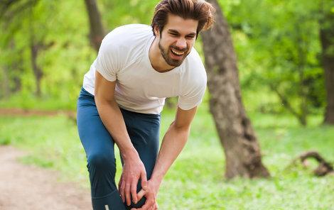 Nezničte si běháním zdraví
