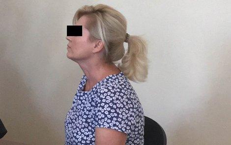 Helena K. u klatovského soudu.