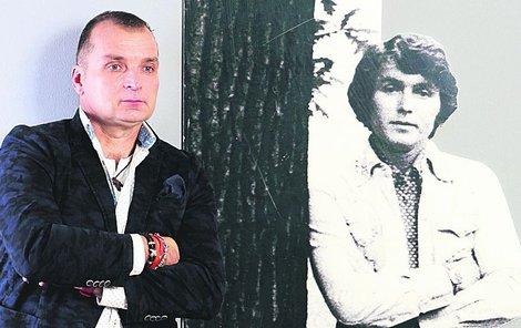 Pavel Novák ml. jezdí po republice s tátovými hity.