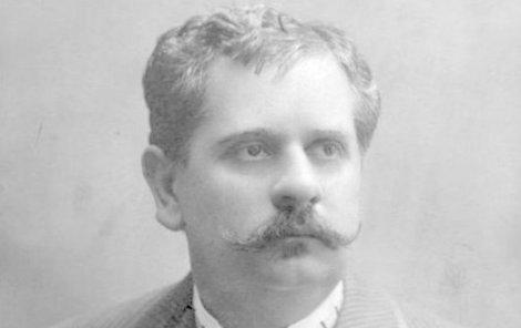 Průkopník filmu Viktor Ponrepo.