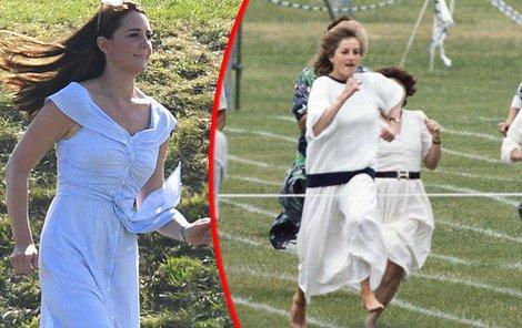 Kate to neuvěřitelně seklo!