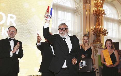 Z ocenění měl šéf karlovarského filmového festivalu radost.