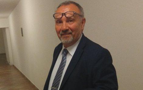 Šéf komise Pavel Kováčik.