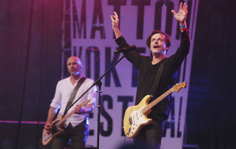 Partička Michala Malátného má za sebou festivalovou premiéru.