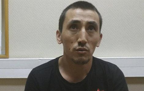 Kyrgyz usnul za volantem v Moskvě a vjel na chodník