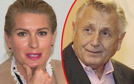 Olga Menzelová bojuje za navrácení zdraví svého muže.