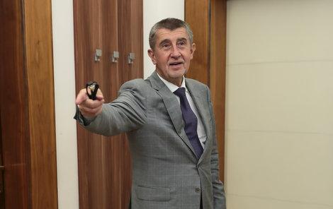 Premiér Andrej Babiš (63, ANO)