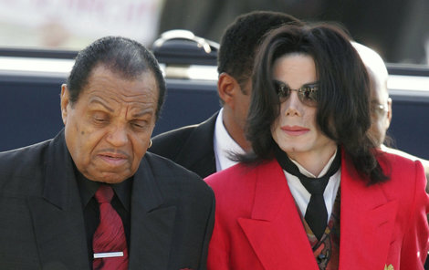 Joe a Michael Jacksonovi.