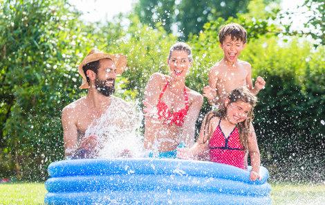 Vodní radovánky si v červenci užijí malí i velcí!