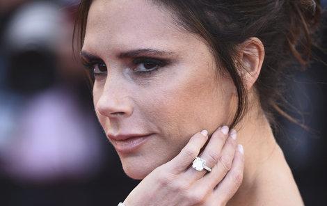 Posh je královna prstenů!