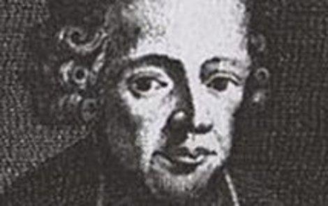 Astronom Joseph Stepling.