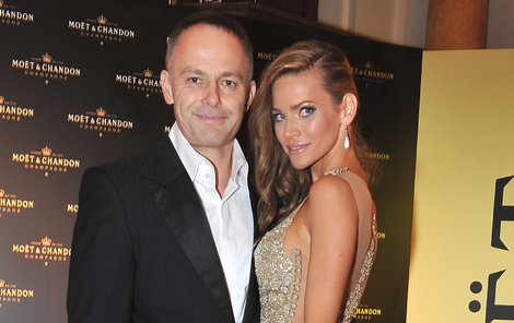 Andrea Verešová a Daniel Volopich