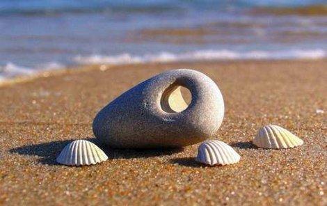 Čarodějné kameny.