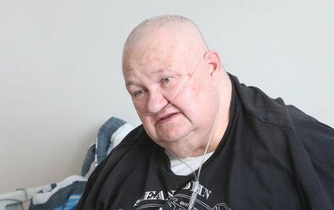 Václav Glazar byl ve stejné LDN jako babička Karla Voříška.