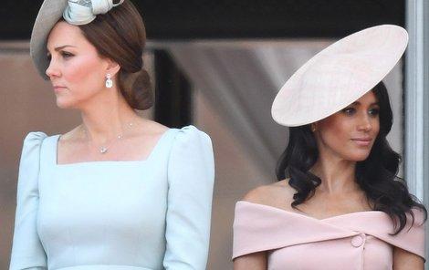 Výraz Kate hovoří sám za sebe...