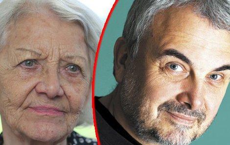 Heda Čechová se nikdy se smrtí syna Vladimíra nesmíří.