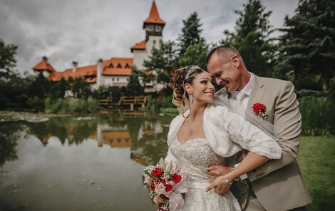 Druhá svatba Ester Ládové