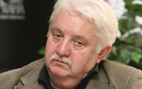 Slovenský herec zemřel 5. ledna 2018.