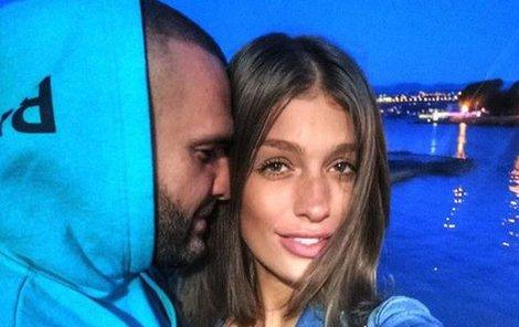 Jasmina Alagič je prý těhotná.