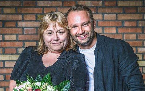 Pavla Tomicová a Marek Dědík