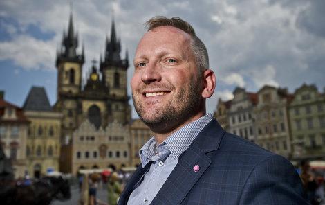 Petr Stuchlík (41, za ANO)