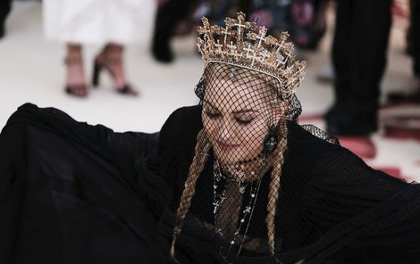 Madonna v roce 2018