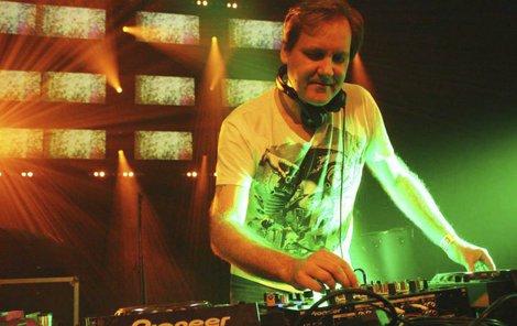 Michal Maudr alias DJ Loutka