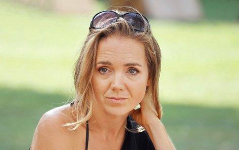 Lucie Vondráčková si prochází peklem!