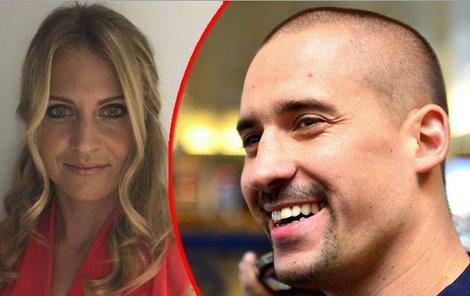Tomáš Plekanec je ve vztahu s tenistkou šťastný, rozdává jeden úsměv za druhým.