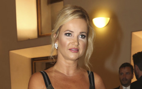 Monika Babišová (44)