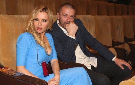 Tomáš Řepka a Kateřina Kristelová jsou v kontaktu i po Řepkově přesunu na Bory.