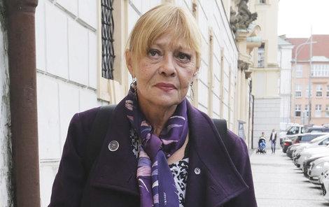 Jana Šulcová.