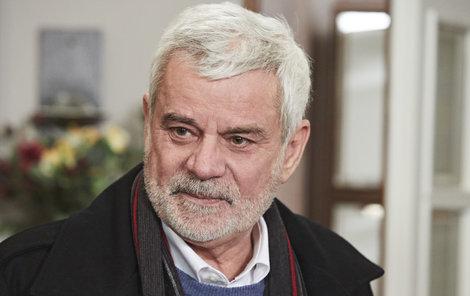 Z otce Zdeňka Štěpánka měl Petr respekt.