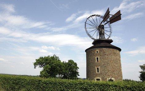 Vetrný mlýn