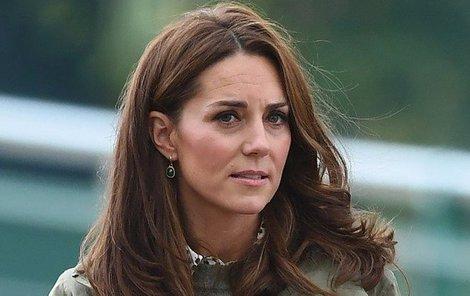 Vévodkyně Kate Middletonová
