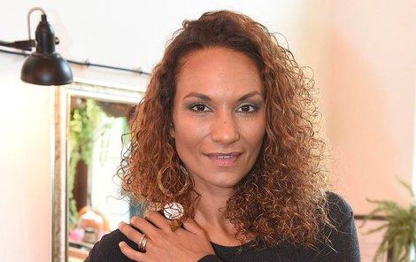 Moderátorka Lejla Abbasová