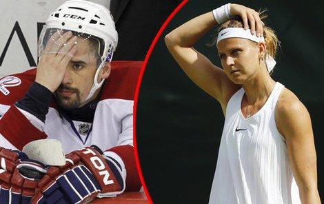 Tomáš Plekanec, Lucie Šafářová
