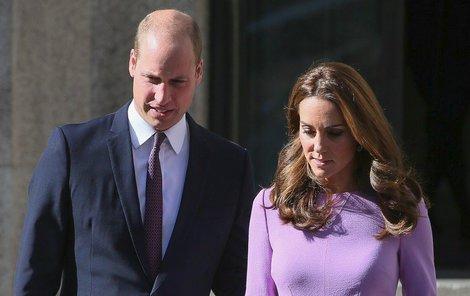 William a Kate se objevili na nečekaném místě.